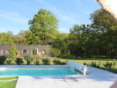 Photo for 3 star cottage near chambord