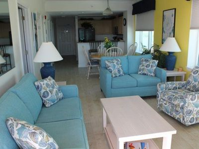 Photo for Crystal Shores 1301 - Beautiful Corner Condo w/new floors & paint! Gorgeous Views!