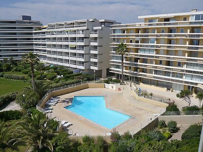 Photo for One bedroom Apartment, sleeps 4 in Canet-Plage with Pool and WiFi