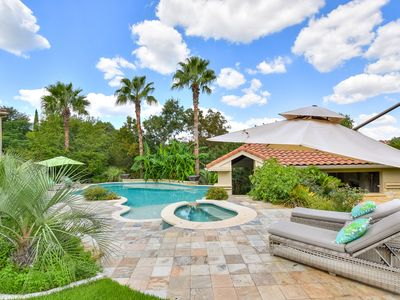 Photo for ARRIVE PALMS ESTATE | 12 Beds | Media Room | Great Yard & Pool & Cabana!!!