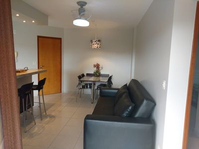 Photo for PRIVE DAS THERMAS II Excellent 2qts c Suite and Balcony overlooking Pq Aquatico