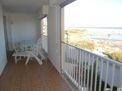 Photo for Apartment Port Leucate, 2 bedrooms, 6 persons
