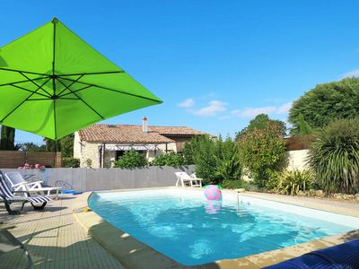 Photo for Vacation home Tuilières  in Cissac - Médoc, Aquitaine - 6 persons, 3 bedrooms