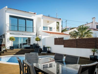 Photo for Villa for 4 persons in Roses with private pool overlooking the Bay of Roses