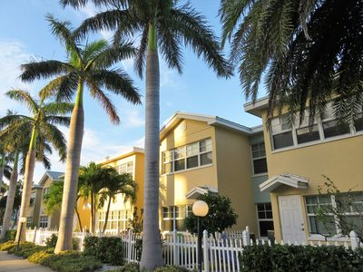 Photo for BEST PRICE & CONDOS IN BAREFOOT BEACH-UNIT D107-NICE PATIO-A FEW STEPS TO BEACH