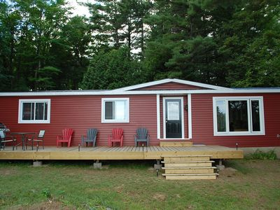Photo for Canoe Cove - Story Lake - 10 Minutes from Bon Echo Provincial Park