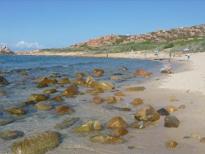 Photo for Cottage-Apartment In Coastal Sardinia With Nice Sea Views And Beach
