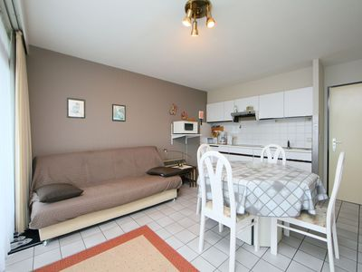 Photo for Beautiful apartment for 4 guests with WIFI, TV, balcony and pets allowed