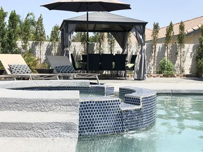 Photo for Splendid Cove Modish for Ultimate Escape in Phenomenal Palm Springs Area