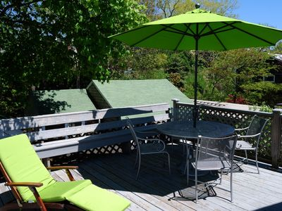 Photo for Fantastic 2 Bed/1 Bath With Huge Deck!