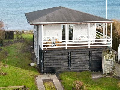 Photo for Seaside Holiday Home in Funen with terrace