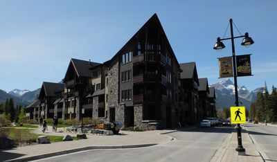 Photo for Rundle Cliffs Lodge in Canmore's Spring Creek Mountain Village