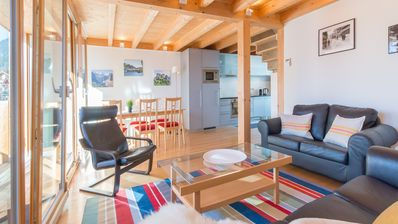Photo for Chalet Roossi Penthouse