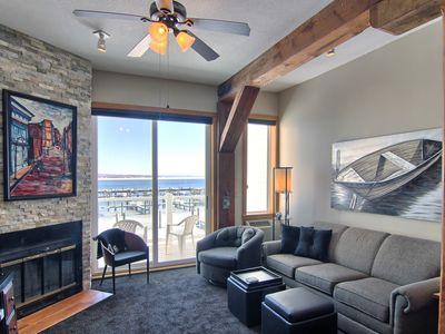 Photo for Foster Boat Works - Beautiful one bedroom unit. Newly remodeled!