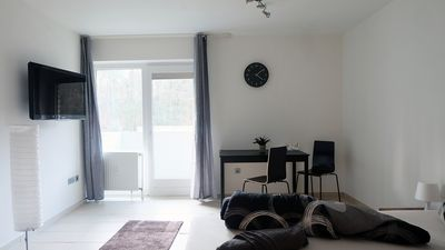 Photo for Radiant apartment in the spa town of Bad Rothenfelde