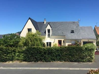 Photo for Bright house with garden, 10 minutes from DEAUVILLE, 800 m from the beach