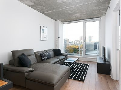 Photo for Sonder | Place des Arts | Charming 1BR + Balcony