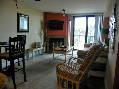 Photo for Beautiful Newly Renovated Oceanfront Condo