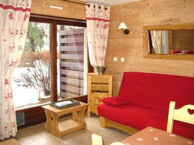 Photo for Apartment Serre Chevalier, 1 bedroom, 4 persons