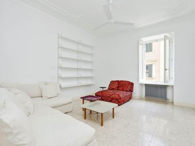 Photo for Annia  apartment in Centro Storico with WiFi & lift.