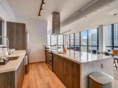 Photo for Market Square- Must See to Believe- Loft Style Unit-Fitness Ctr- Rooftop Jacuzzi