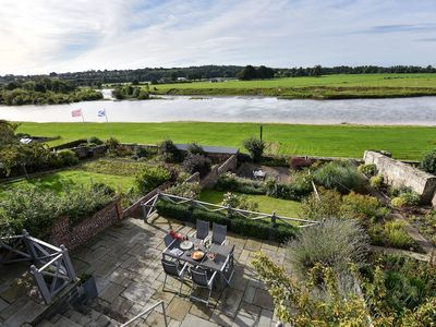 Photo for JUNCTION HOUSE Kelso - A Stunning Riverside Home with Views over the River Tweed