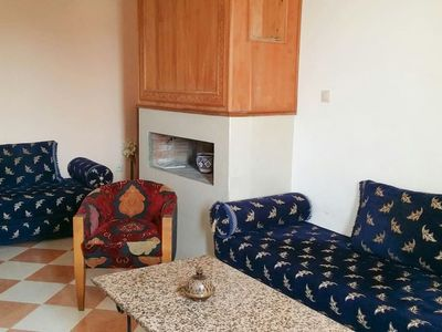 Photo for Souiria, a large 2 bedroom apartment