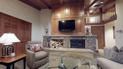 Photo for Heart of Vail Village Premium 2 bedroom with loft on Bridge Street Mall