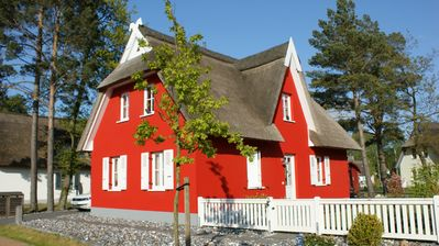 """Photo for NEW !!! Beautiful, elegant holiday home """"Svantovit"""" in a prime location in Glowe"""
