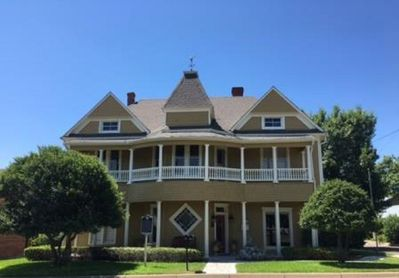 Come experience the awe and wonder of this beautiful Victorian home.