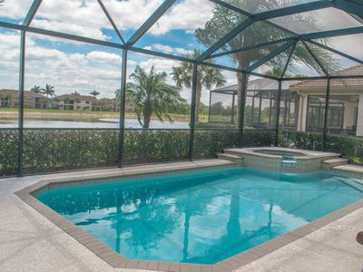 Photo for Luxurious Single Family Pool Home in the Exclusive Heritage Bay