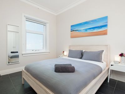Photo for Bondi Beach Pad - 2 Bed Apartment seconds from Bondi Beach