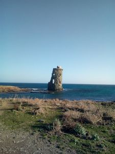 Photo for apartment Cap Corse 2/3 people 10 minutes from the sea + dependence room, studio