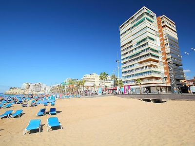 Photo for Apartment Principado A  in Benidorm, Costa Blanca - 5 persons, 2 bedrooms