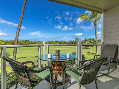 Photo for Panoramic Fairway Views and Partial Ocean View! Location! Grand Champions 145