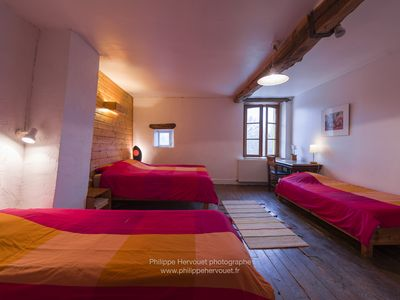 Photo for Les Soleils, bed and breakfast in Creuse