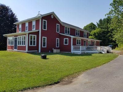 Photo for Saratoga Farmhouse ~ close to all attractions, yet peaceful, quiet setting!