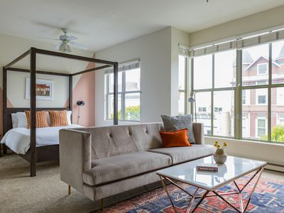 Photo for Hip Studio in Lower Pacific Heights by Sonder
