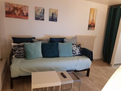 Photo for Near PARIS: Cozy Appartment at Massy TGV Station & Massy Palaiseau & Direct Airport