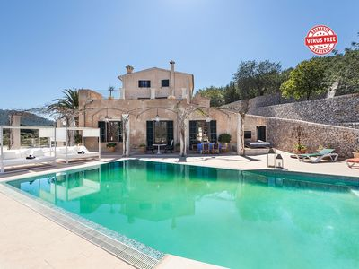 Photo for Majestic Holiday Estate sleep 12 pers in Calvia