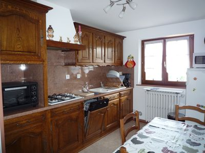 Photo for In Le Thillot, apartment rental. labeled 2 keys 2 rooms + kitchen, 3 pers.