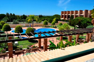 T2 in Vilamoura with swimming pools, balcony for holidays 2019 - Vilamoura