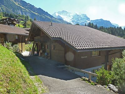 Photo for Apartment Eigersonne in Wengen - 4 persons, 1 bedrooms