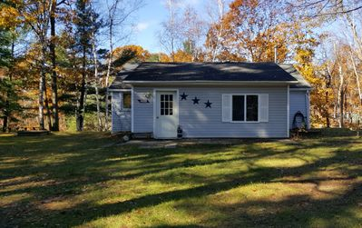 Photo for Secord Has Low Water -August Special - Only 2 night minimum  Secord Lake Cottage