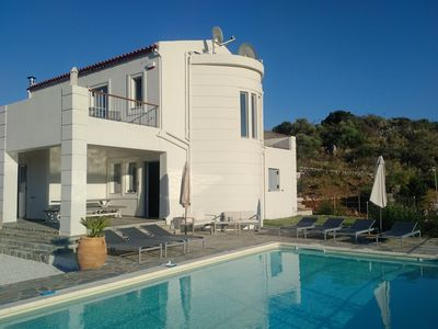 Photo for AGAVE Luxury Villa w / Private Pool and Jacuzzi - Totally Privacy