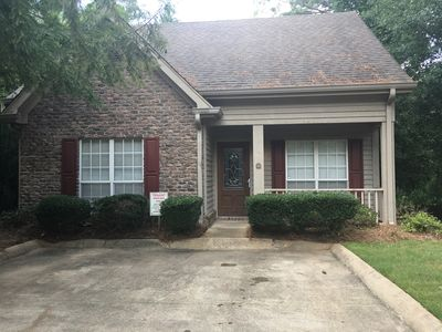 Photo for Game Day 3 bed 3.5 bath fully loaded Townhouse .08 to square