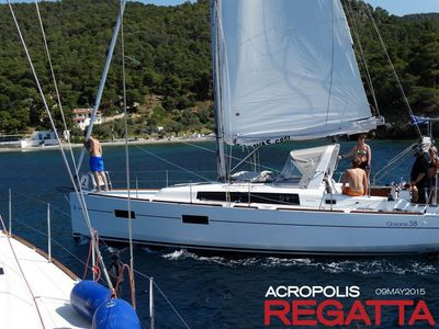 Photo for Yacht Oceanis 38 for your sailing holiday in G... - Three Bedroom Boat, Sleeps 6
