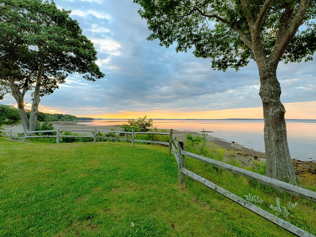 Ocean View Apartment Along Maine's Scenic Penobscot Bay ...