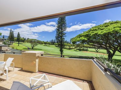 Photo for Luxurious Kapalua Getaway Newly Remodeled One Bedroom, Two Bath Condo