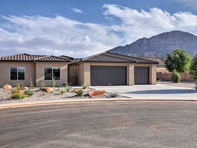 Photo for NEW! Modern 'Zion Country Home' w/Mtn Views!